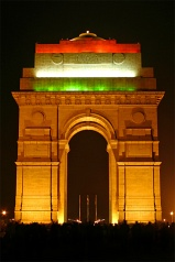 India Gate. Delhi