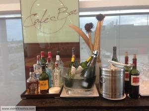 Iberia Barcelona Lounge Cafe Bar