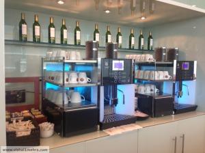 Iberia Barcelona Lounge Cafe