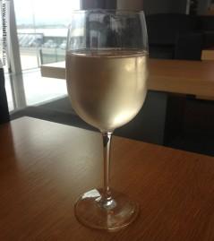 Iberia Barcelona Lounge - Cava