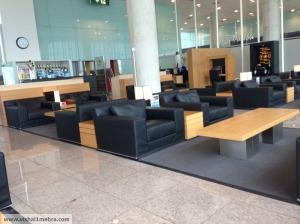 Iberia Barcelona Lounge