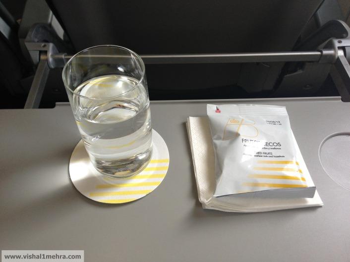 Iberia - Business class departure service