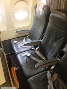 Iberia - domestic business class