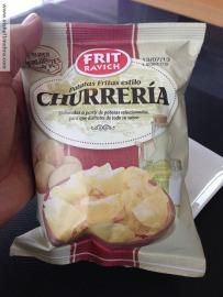 Iberia lounge BCN Snack
