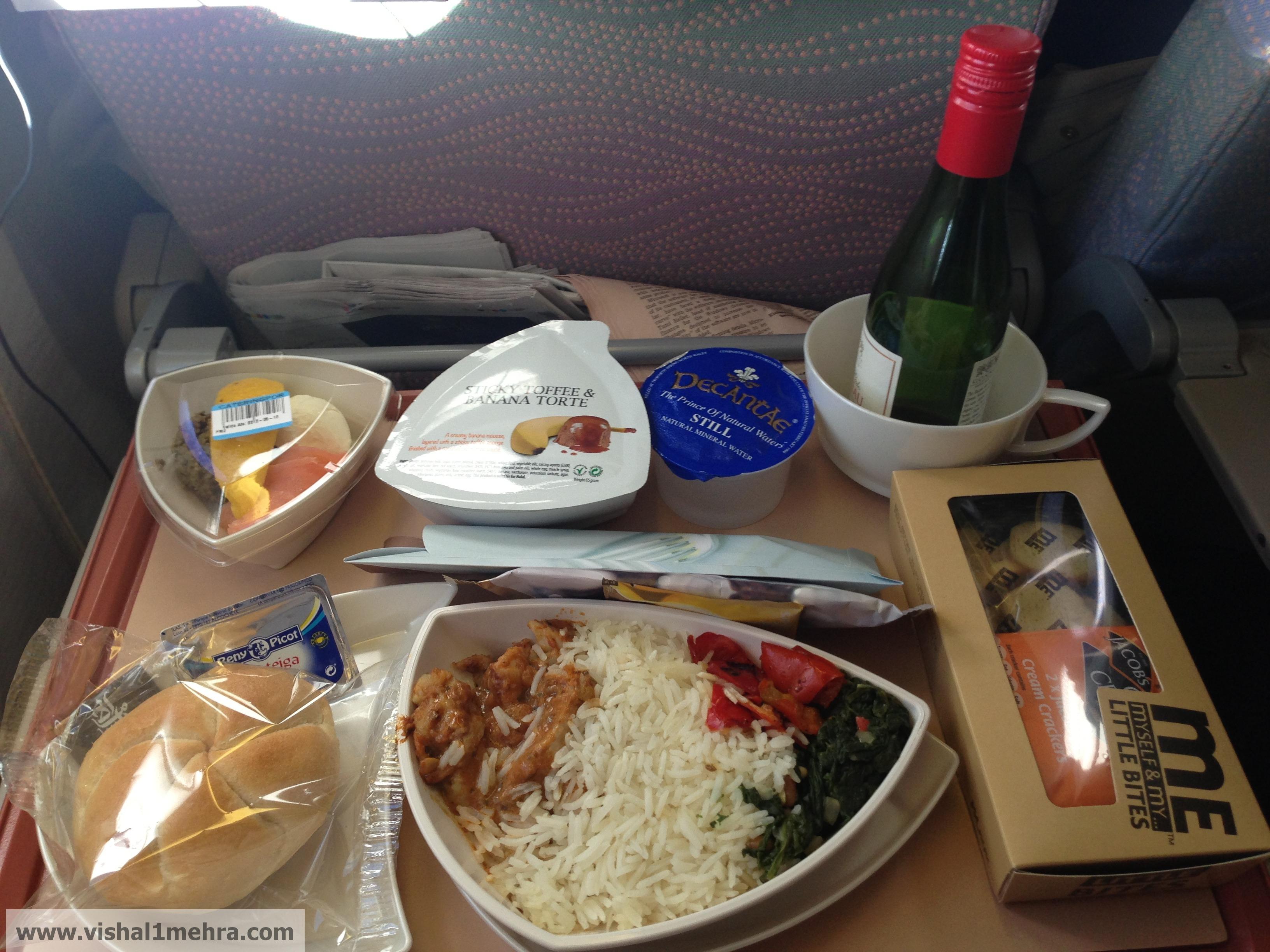 Do You Get Free Food On Klm Flights