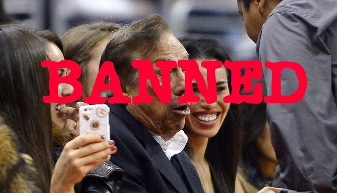 David Sterling Banned