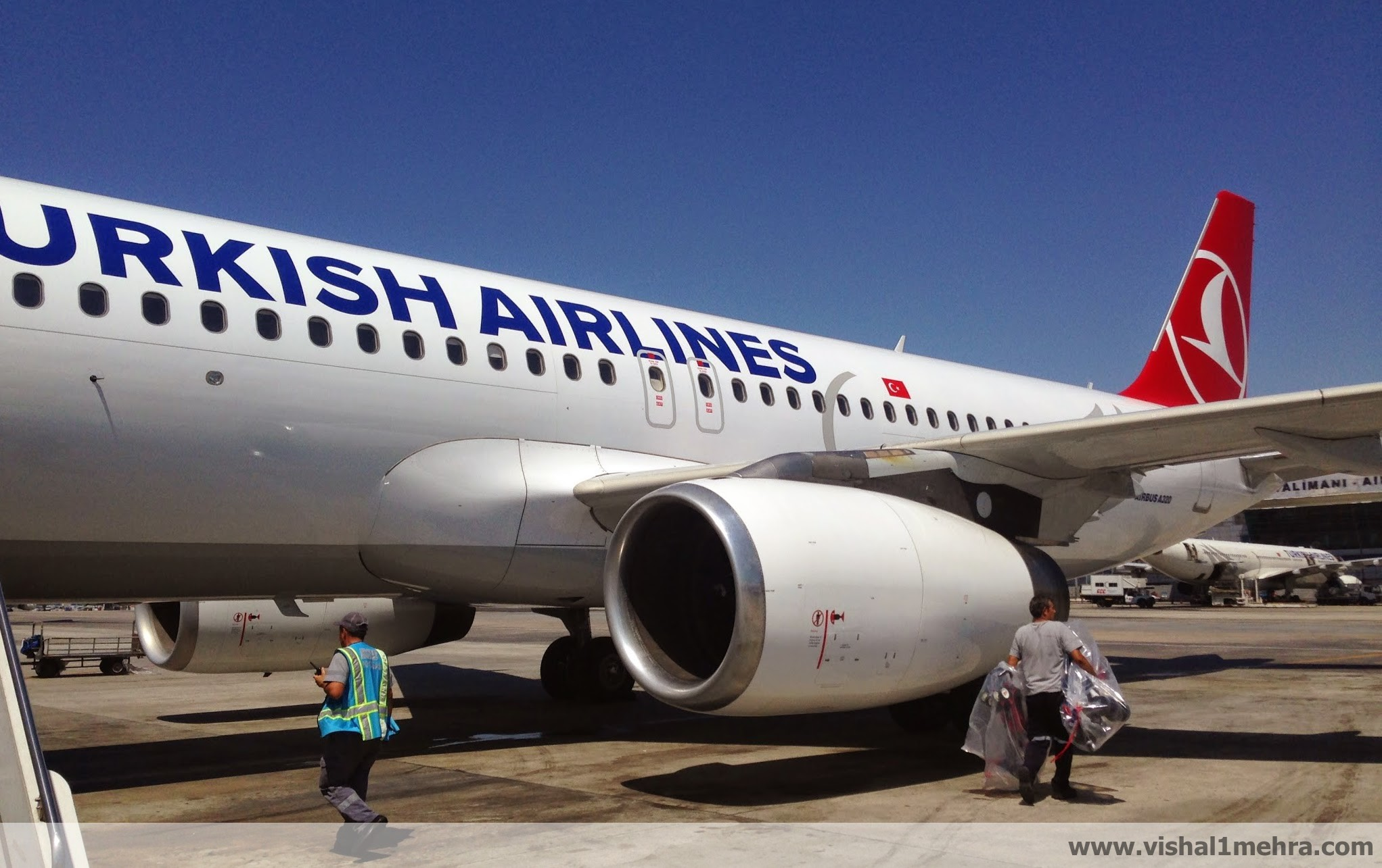 Review Turkish Airlines A320 200 Istanbul To Zurich