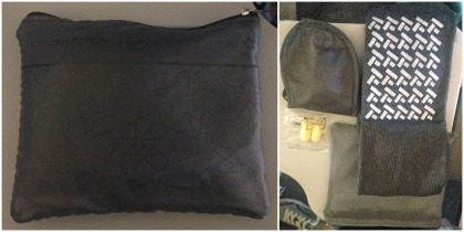 Turkish Airlines Economy Amenity Kit