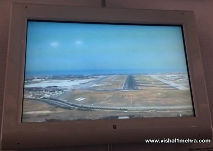 Turkish Airlines A330 Nose Camera - Istanbul Airport