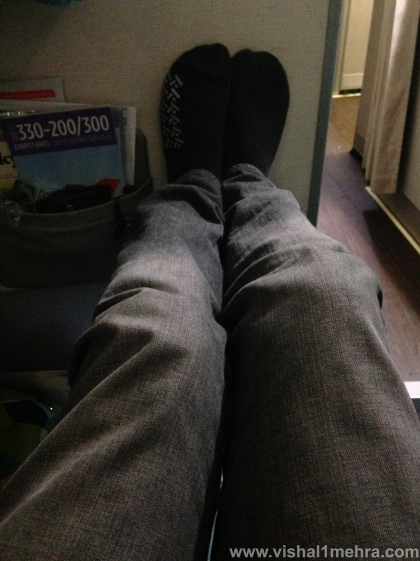 Turkish Airlines A330 - Economy bulkhead Legroom