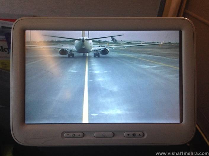 Turkish Airlines A330 - Nose Cam