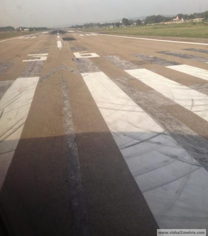 Jammu Airport Runway