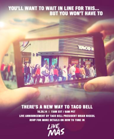 Taco Bell Invitation