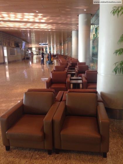 Mumbai T2 - Gateside sofas