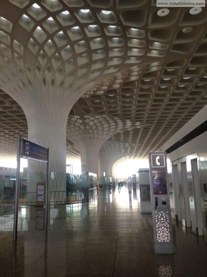Mumbai T2 - Interiors
