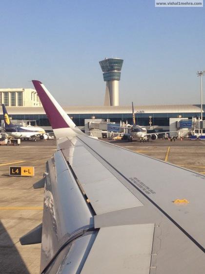 Mumbai Terminal 2 ATC