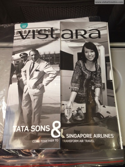 Vistara Magazine